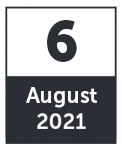 August 6, 2021
