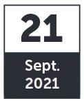 September 21, 2021